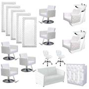 All White Matching Salon Seats | Furniture for sale in Nairobi, Nairobi Central