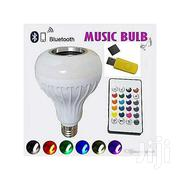 MUSIC BULB WITH USB/BLUETOOTH/SPEAKER | Audio & Music Equipment for sale in Nairobi, Lower Savannah