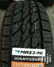 235/75/15 Mazzini AT Tyres Is Made In China | Vehicle Parts & Accessories for sale in Nairobi, Nairobi Central