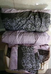 Warm 6*6 Cotton Duvets With A Matching Bed Sheet And Two Pillowcases | Furniture for sale in Nairobi, Harambee