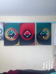 Fuctional Wall Clock With Hand Crafted Exterior Design   Home Accessories for sale in Nairobi, Roysambu