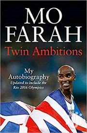 Twin Ambitions -mo Farah | Books & Games for sale in Nairobi, Nairobi Central