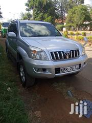 Toyota Land Cruiser Prado 2005 Gray | Cars for sale in Nairobi, Nairobi Central