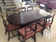 Mahogany Dining Table And 8 Chairs | Furniture for sale in Nairobi, Kitisuru