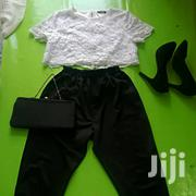 White Lace Top | Clothing for sale in Nairobi, Kawangware