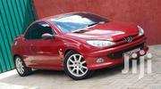 Peugeot 206 Cc Year 2007 Wine Red | Cars for sale in Nairobi, Kilimani