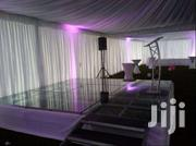 Glass Stage For Hire | Party, Catering & Event Services for sale in Nairobi, Parklands/Highridge
