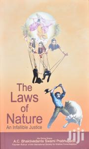 The Laws of Nature~An Infallible Justice by Swami Prabhupada- Iskcon | Books & Games for sale in Nairobi, Ngara
