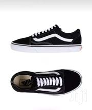 Skater Vans Black And White | Skin Care for sale in Nairobi, Nairobi Central