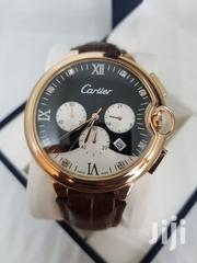 Brand New Leather Strap Cartier Watches | Watches for sale in Nairobi, Nairobi Central