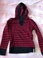 Zara Striped Sweater With Hood | Clothing for sale in Nairobi, Parklands/Highridge