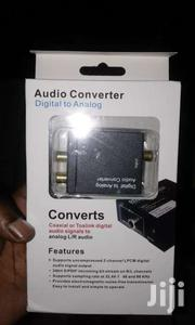AUDIO CONVETER | Laptops & Computers for sale in Nairobi, Nairobi Central
