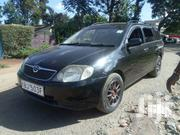 Toyota Fielder 2007 Black | Cars for sale in Mombasa, Shimanzi/Ganjoni