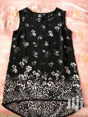 Summer Black And White Top | Clothing for sale in Nairobi, Parklands/Highridge