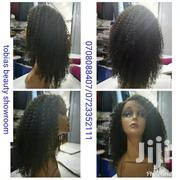 Full Lace Peruvian Human Braided Wig | Hair Beauty for sale in Nairobi, Nairobi Central