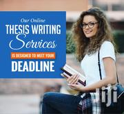 Computer Science Masters Thesis Writing   Classes & Courses for sale in Nairobi, Kilimani