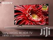 55-Inch Sony X85G Smart Television KD85X8500G. X1 4K HDR | TV & DVD Equipment for sale in Nairobi, Nairobi Central