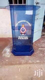 Pulpits/Podiums | Furniture for sale in Nairobi, Baba Dogo