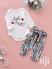 Little Sister Clothing Set | Children's Clothing for sale in Nairobi, Nairobi Central