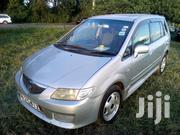 Mazda Premacy 2002 Silver | Cars for sale in Nairobi, Ngando