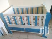 Quality Baby Cot With A Free Mattress   Children's Furniture for sale in Kajiado, Kitengela