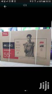 NEW 55 INCH TCL SMART ANDROID FREE SOUND BAR 55C6US SHOP   Audio & Music Equipment for sale in Nairobi, Nairobi Central