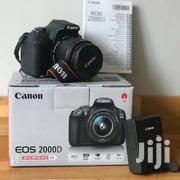 Brand New Canon 2000D DSLR Digital Camera | Photo & Video Cameras for sale in Nairobi, Nairobi Central