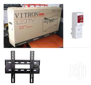 Digital Tv Vitron 32inches + Wall Mount + Tv Guard | Accessories & Supplies for Electronics for sale in Nairobi, Nairobi Central