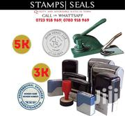 Stamps And Seal   Tax & Financial Services for sale in Nairobi, Pumwani
