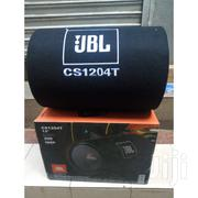 Jbl Cs1204t 30cm 1000W Car Subwoofer In Bass Tube Enclosure | Vehicle Parts & Accessories for sale in Nairobi, Nairobi Central