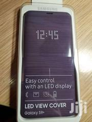 Samsung S8 Plus  S9 Plus Led Smart Leather Flipcover | Accessories for Mobile Phones & Tablets for sale in Nairobi, Nairobi Central