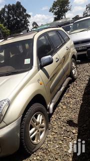 Toyota RAV4 2002 Gold | Cars for sale in Nairobi, Mugumo-Ini (Langata)