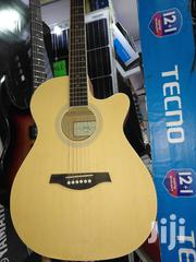 Box Guitar Fender 40"