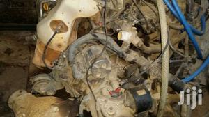 Toyota 3S-FE Engine And Manual G/Box