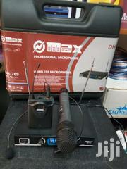 Professional Max Wireless Microphone | Audio & Music Equipment for sale in Nairobi, Nairobi Central
