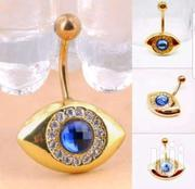 Eye Of Horus Gold Belly Ring | Jewelry for sale in Nairobi, Nairobi Central