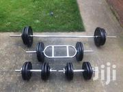 Quality Gym Weights And Bars | Sports Equipment for sale in Nairobi, Nairobi Central