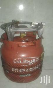 Empty Gas Cylinder Plus Burner And Grill | Kitchen Appliances for sale in Mombasa, Tudor