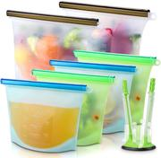 Reusable Silicone Food Storage Bags | Kitchen & Dining for sale in Nairobi, Nairobi Central