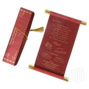 Wedding Cards   Wedding Venues & Services for sale in Nairobi, Nairobi Central