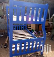Bunk Bed Blue In Colour | Furniture for sale in Nairobi, Ngando