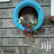 Colorful Tyre Flower Planters | Garden for sale in Kiambu, Theta
