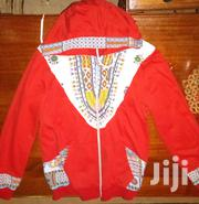Jacket Hoodie With African Material Design   Clothing for sale in Nairobi, Karen