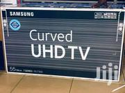 Samsung 55 Inch Curved Smart 4K UHD Tv With Bluetooth | TV & DVD Equipment for sale in Nairobi, Karura