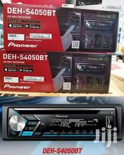 CAR RADIO STEREO PIONEER 1 DIN WITH DUAL BLUETOOTH USB CD PLAYER AUX   Vehicle Parts & Accessories for sale in Nairobi, Nairobi Central
