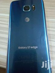 Samsung Galaxy S7 Edge, Gold Platinum & Black Oryx | Mobile Phones for sale in Kiambu, Juja
