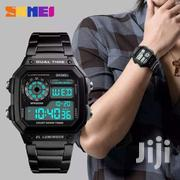 Skmei Elegant Dual Display Electronic Watch | Watches for sale in Nairobi, Nairobi Central