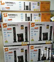Sayona 3.1 Channel Subwoofer SHT-1193BT With Bluetooth 18000 PMPO   Audio & Music Equipment for sale in Nairobi, Nairobi Central