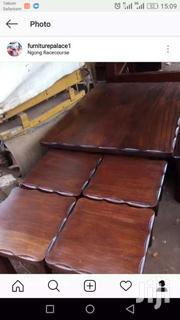 Coffee Table With A Set Of 4 Stools | Furniture for sale in Nairobi, Nairobi Central