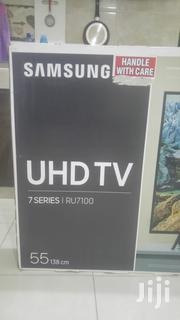 Samsung 55 Inches Smart Tv UHD | TV & DVD Equipment for sale in Mombasa, Bamburi